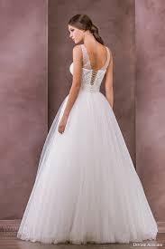 divine atelier wedding dress 2015 bridal lace strap corset bodice