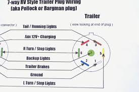 unique 7 pin blade trailer wiring diagram wiring a 7 blade trailer