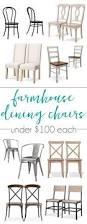 best 25 farmhouse dining chairs ideas on pinterest farmhouse