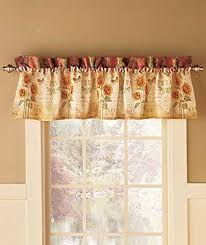 Sunflower Valance Curtains Tuscan Sunflower Valance Knl Store Https Www Dp