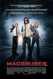 macgruber film wikipedia