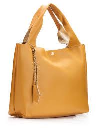 Yellow Mustard Color Jacky U0026 Celine Mustard Yellow Martellato Leather Hobo Shoulder Bag