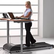 Computer Desk Treadmill Review Lifespan S Bluetooth Enabled Treadmill Desk Is Flawed But