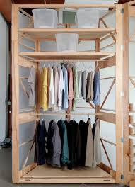 saving space in a small bedroom portable closet plans portable