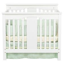 Davinci Mini Crib Sheets by Davinci Annabelle 2 In 1 Mini Convertible Crib In White M5998w