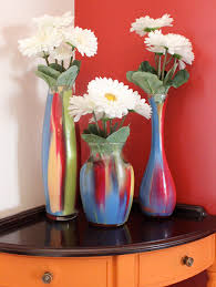 Glass Vase Painting Quick U0026 Easy Painted Glass Vases How To Nest For Less