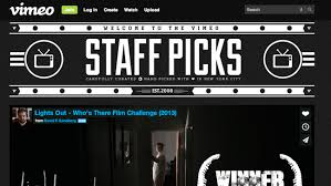 Challenge Vimeo How Vimeo S Staff Picks Became The Next Great Talent Finder
