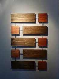 cy wall sculpture wood wall mid century modern by casemodern