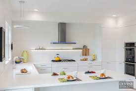 kitchen ideas with white cabinets and stainless steel appliances boston scituate seaside contemporary leicht kitchen