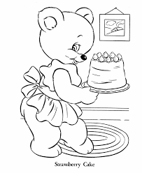 137 coloring bears images drawings