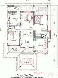 residential house plans elevation of a residential house floor plan house floor plans