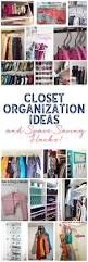 Organizing Closets 316 Best Images About Organization On Pinterest Free Printable