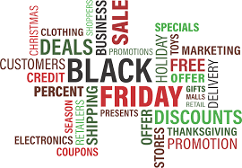 how black friday impacts the gold and stocks markets study of