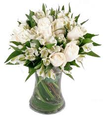 white floral arrangements white flower arrangements for weddings white flowers and white
