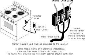 electric stove repair electric oven repair manual chapter 4