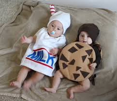 newborn costumes baby costumes milk cookie infant toddler
