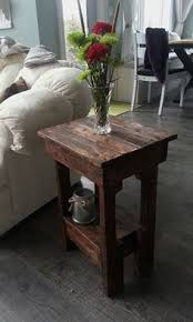 Build A Cheap End Table by Here U0027s An Idea For Simple Cheap Diy End Tables Do It Yourself