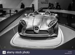 mercedes classic 2016 stuttgart germany march 19 2016 the concept car mercedes benz