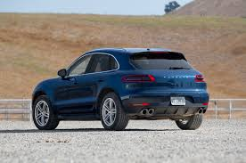2015 Porsche Macan S And Macan Turbo First Test