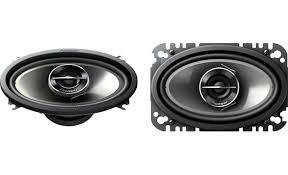 pioneer 4x6 pioneer ts g4644r 4 x 6 2 way speaker at crutchfield