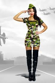 Sexiest Pirate Halloween Costumes Army Costumes Military Costume Army Costumes