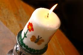 Make Candles How To Make Fingerprint Candles 11 Steps With Pictures