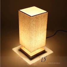 Bedroom Table Lamps Modern Brief Table Lamps For Bedroom Bedside Table Lights Wood