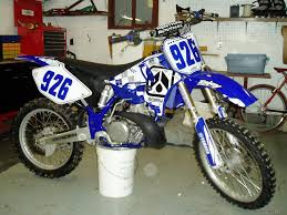 2004 yamaha yz 250 picture 819365