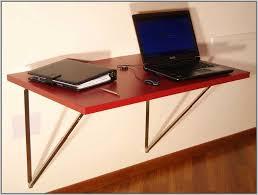 Wall Laptop Desk Wall Mount Folding Laptop Desk Desk Home Design Ideas