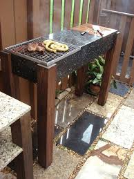 Backyard Smokers Plans Sensational Design 3 Homemade Grill Plans Build Your Own Grill Or