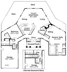 Octagon Home Plans Contemporary House Plans At Coolhouseplans Com