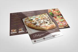 restaurant menu template graphicriver print templates