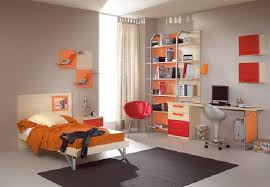 Orange And White Bedroom 28 Bright And Colorful Kids Room Decor Ideas By Kibuc Home