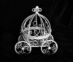 carriage centerpiece princess cinderella carriage centerpiece fairy use as