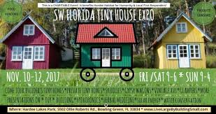 sw florida tiny house expo u2013 live large by building small u2013 life