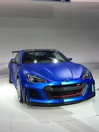subaru brz gt300 body kit the good the bad and the infuriating from the 2015 new york