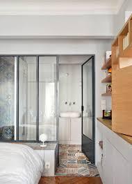 schlafzimmer mit bad bad en suite vor und nachteile vom bad im schlafzimmer