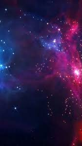 wallpaper hd galaxy s7 pink and blue galactic cluster galaxy s7 wallpaper 1440x2560