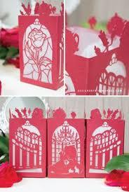 ariel paper lantern disney themed party lantern designs