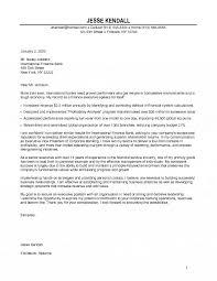 Cover Letter Enclosure Resume President Finance Cover Letter