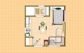 the floor plan view in the 320 sq ft version of cozy u0027s boots