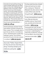 holy week and easter information sheet and comprehension questions