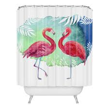 Flamingo Shower Curtains Flamingo Shower Curtain Hooks Shower Curtains Ideas