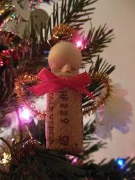 wine cork u0026 bottle cap christmas ornaments blythe musings