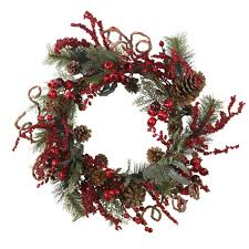 Holiday Wreath Margerum Wine Company Homepage