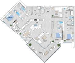 ph 5 3 bedrooms 2 5 baths den sarasota luxury penthouse