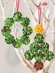 50 of the best easy to sew ornaments for the tree