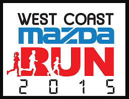 mazda logos west coast mazda run 2015 just run lah