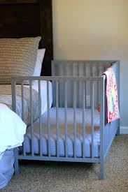 Dexbaby Safe Sleeper Convertible Crib Bed Rail Co Sleeper Convertible Crib Ntemporry Bby To Safe Sleeper