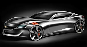 newest camaro 2015 chevrolet camaro coupe design study what do think